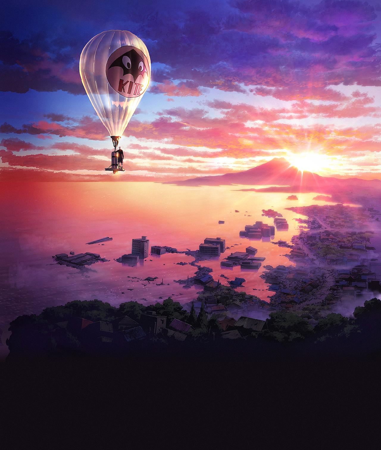 Masaaki Yuasa's 'Japan Sinks: 2020' Anime Gets Compilation Film in Japan on November 13